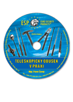 """VÝCVIKOVÉ DVD """"Teleskopický obušek v praxi"""""""