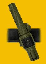 Teleskopické obušky - kalené, barevné provedení