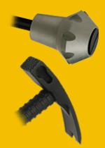 Nástroje pro násilné vstupy k teleskopickému obušku