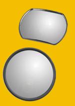 Bezpečnostní panoramatická zrcadla