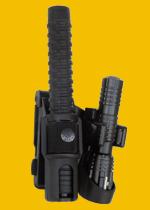 Kombinovaná pouzdra pro obušek + svítilnu (pouzdro LHU)