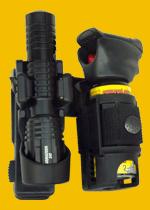 Kombinovaná pouzdra pro svítilnu + sprej (pouzdro SH)