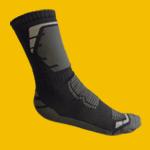 Funkční antibakteriální ponožky s ionty stříbra