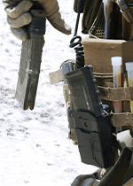 Pouzdra na zásobníky typu M16 / M4 / AR15 (NATO standard 5.56)
