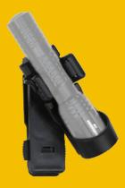 Univerzální plastová pouzdra na taktickou svítilnu typu LHU