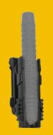 Služební plastová pouzdra pro teleskopické obušky typu SH-21 (SuperHolder)