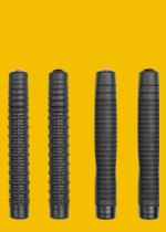 Teleskopické obušky - kalené, 16″